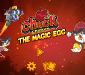 Hra - Chuck Chicken Magic Egg
