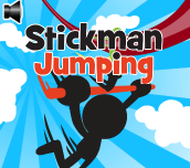 Hra - Stickman Jumping