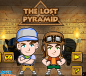 Hra - Lost Pyramid