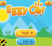Hra - Eggy Car