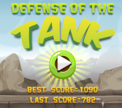 Hra - Defense of the Tank