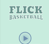 Hra - Flick Basketball