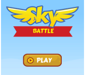 Hra - Sky Battle