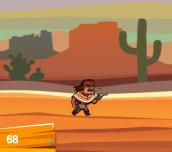 Hra - Cowboy Dash