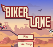 Hra - Biker Lane