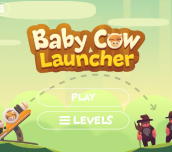 Hra - Baby Cow Launcher