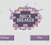 Hra - Brick Breaker Html5