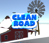 Hra - Clean Road