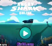 Hra - Angry Shark Online