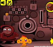 Hra - Monkey Go Happy Stage 297