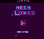 Hra - Neon Slimes