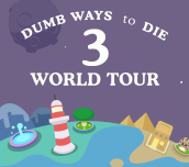 Hra - Dumb Ways to Die 3 World Tour