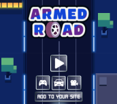 Hra - Armed Road