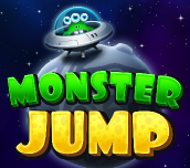 Hra - Monster Jump