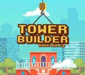 Hra - Raketka - Tower Builder