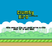 Hra - Raketka - Clumsy Bird