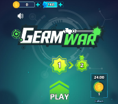 Hra - Cell War Html5