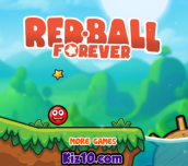 Hra - Red Ball Forever