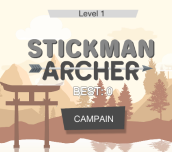 Hra - Stickman Archer: Mr Bow