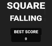 Hra - Square Falling
