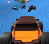 Hra - Race Monster Truck