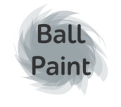 Hra - Ball Paint