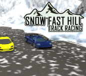 Hra - Snow Hill Racing