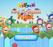 Hra - Oddbods Ice Cream Fight