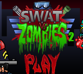 Hra - Swat vs Zombies 2