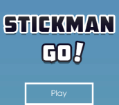 Hra - Stickman Go