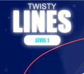 Hra - Twisty Lines