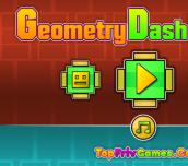 Hra - Geometry Dash Classic