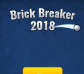 Hra - Brick Breaker 2018