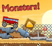Hra - Monsters Truck