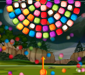 Hra - Bubble Shooter Candy Wheel