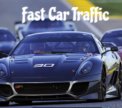 Hra - Fast Car Traffic