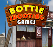 Hra - Bottle Shooting