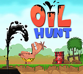 Hra - Oil Hunt