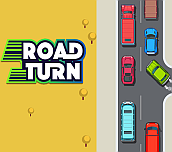Hra - Road Turn
