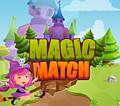 Hra - Magic Match