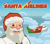 Hra - Santa Airlines