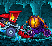 Hra - Car Eats Car Dungeon Adventure