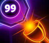 Hra - Neon Blaster