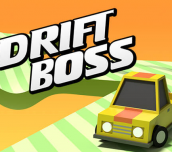 Hra - Drift Boss