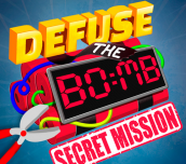 Hra - Defuse the Bomb: Secret Mission