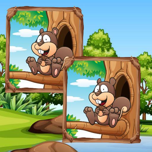 Hra - Jungle 5 Diffs