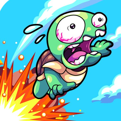 Hra - Shoot the Turtle