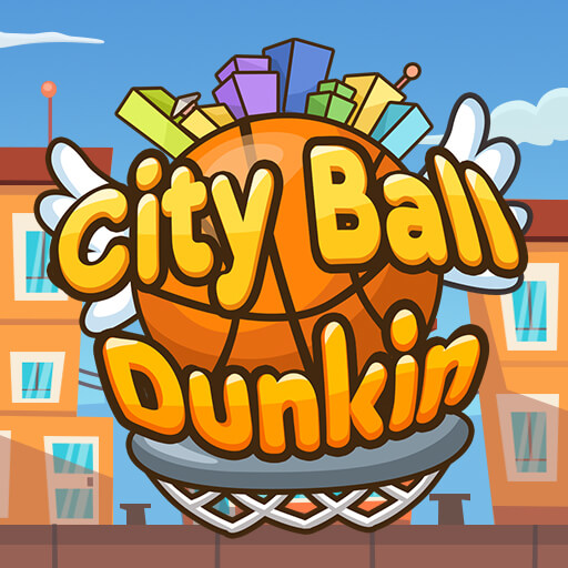 Hra - City Ball Dunkin