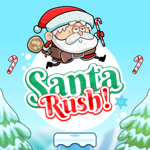 Hra - Santa Rush