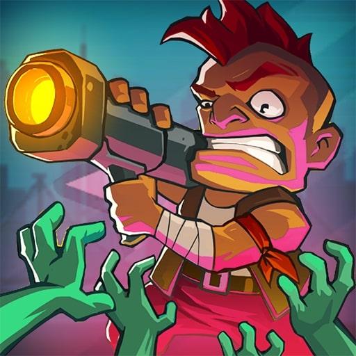 Hra - Zombie Idle Defense Online